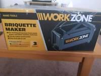 Briquette maker - New in box