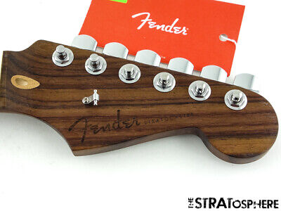 Fender American Professional Stratocaster Strat NECK  &  TUNERS USA ALL ROSEWOOD
