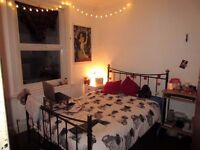 Double room available short term