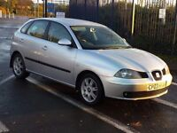 SEAT IBIZA 1.4 SE GREAT FAMILY CAR WITH FULL SERVICE HISTORY PART EXCHANGE IS WELCOME