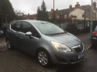 2011 Vauxhall Meriva 1.7 CDTi 16v S 5dr**ONLY 2 FORMER KEEPERS FROM NEW**LAST SERVICED AT 84K** P/X