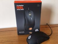SteelSeries Rival Optical Gaming Mouse - Black 62271