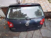 VW GOLF MK5 BOOTLID