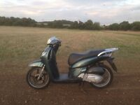 Honda sh125 #very fast bike # well looked after