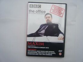 BBC`sThe Office 2cnd Episode. used in very good condition