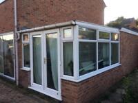 House sun roof sunroom corner