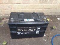 Heavy duty battery 12 volt Lorry battery energy