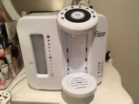 Tommee Tippee Perfect Prep Machine - white