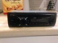 Jvc CD player Bluetooth USB aux fully working
