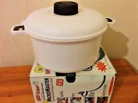 MicroMaster Microwave Pressure Cooker