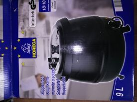 Brand new 9l soup kettle