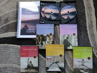 5 DVDs David Swenson Ashtanga yoga course and 5 DVDs Pranayama course
