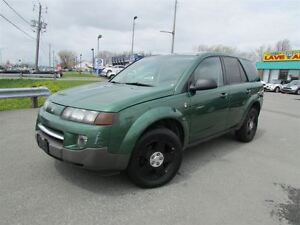 2004 Saturn VUE V6 AWD TOIT MAGS A/C MAGS **TPS ET TRANSIT INCLU
