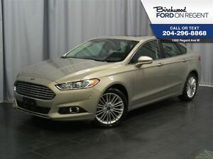 2016 Ford Fusion SE AWD *Heated Leather/Nav/Moonroof*
