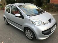 Ideal First Car Or Learners Car 2007 107 Urban Move 5 Dr Hatch 91000 Miles Feb 2019 MOT HPI Clear