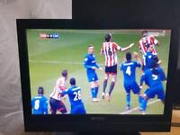Acoustic Solutions 22inch HDTV/DVD With Built In Freeview