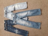Boys aged 4 years Diesel Jeans