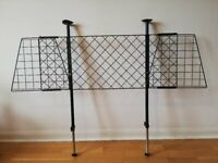 DOG GUARD - ADJUSTABLE WIDTH AND HEIGHT