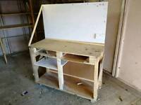 Pallets, timber, wood, CLS, Workbench