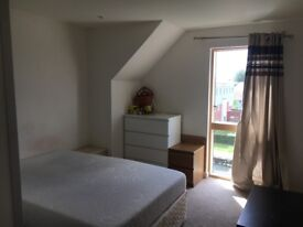 Double Bedroom available in a brand new apartment adjescet to Tesco yi