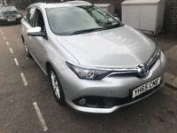 Toyota Auris/Prius for PCO hire UBER ready hybrid for rent phv
