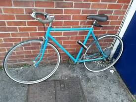 racing bike. sold sold