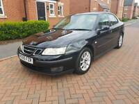 2005 SAAB 9-3 1.8T LINEAR - ONLY DONE 52,000 MILES & MOT TILL 2019