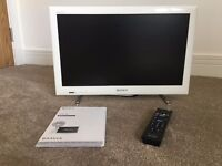 Sony Bravia HD TV 22 inch (Model No: KDL-22EX55x)