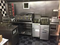 Take away shop equipments for sale