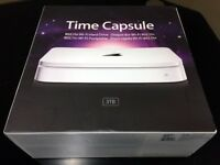 Apple AirPort Time Capsule 3TB External WiFi Hard Drive / Storage A1409 - BARGAIN RRP £539