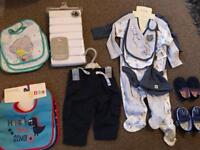 Baby boy clothes bundle 3-6 Months.