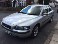 2004*VOLVO S60 2.0 T*PETROL*1 OWNER*CAMBELT CHANGED*SERVICE HISTORY*HALF LEATHER