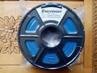 Blue 1kg PLA 3.0mm 3D Printer Filament