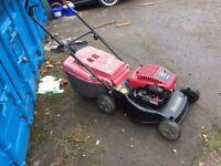 Mountfield SP470 petrol lawnmower/mower SELF PROPELLED
