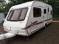 2006 Swift Fairway 490 5 berth