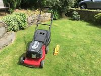 Moutfield SP454 self propelled petrol lawnmower