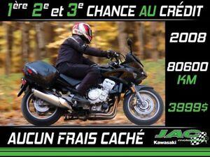 2008 Honda CBF1000 Défiez nos prix