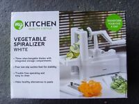 """My Kitchen"" Spiralizer - new in box"
