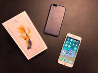 Apple iPhone 6s Plus - 128GB - Gold (Unlocked) - Accessories & Warranty