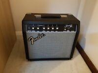 Fender Frontman 15G Guitar Practice Amp 15 Watt