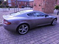 Full Aston Martin service history,19 inch alloy wheels,paintwork is ammculate,very clean inside.