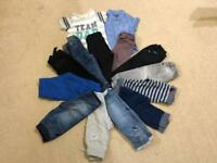 Selection of 6-9 months old clothing