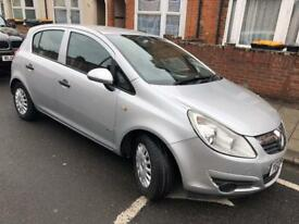 VAUXHALL CORSA 1.2 2008 PART EXCHANGE TO CLEAR