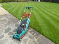 BOSCH 7 HEIGHT SETTING ELECTRIC LAWNMOWER