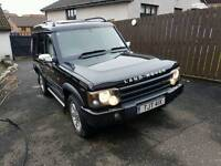 Landrover discovery 2 metropolis td5( rare special edition only 250 made)