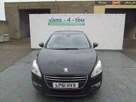 2012 peugeot 508 top spec full history uk car the cheapests one on the net £5250 belfast derry