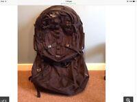 North Face Galileo rucksack travel backpack 90 L