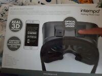 80124df262ea 3D virtual reality headset intempo