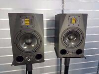 Adam A7X Active DJ & Studio Monitor Speakers