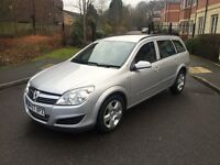 VAUXHALL ASTRA ESTATE 1.6 PETROL,10 MONTHS MOT,LOW MILEAGE,1 OWNER.